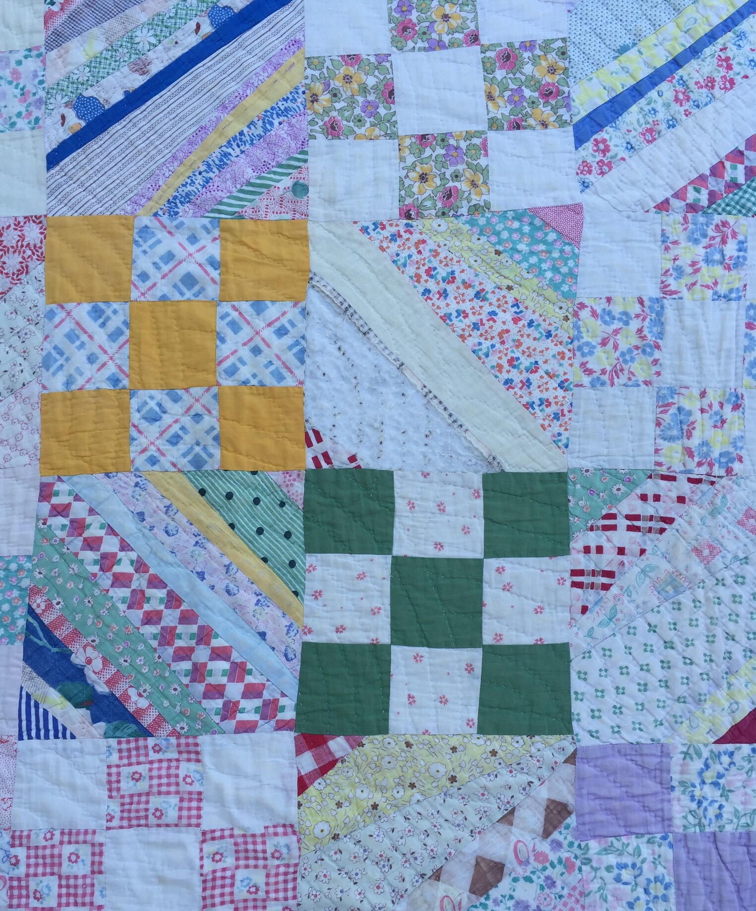 Baptist Fan Quilting : baptist, quilting, Another, Baptist, Quilt!, KatyQuilts