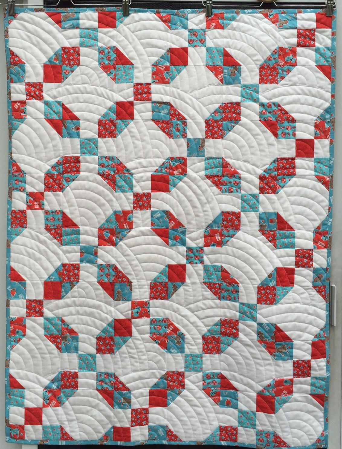 Baptist Fan Quilting : baptist, quilting, Finishes, Friday!, Patch, Quilts, KatyQuilts