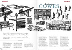 Destination Cowes feature. Style of Wight Issue 12: September/October 2011