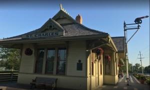 St Charles Depot