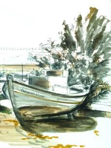 Boat, Kamini Harbour