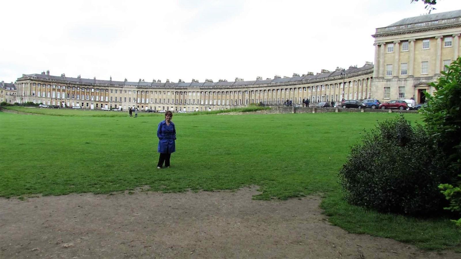 The Royal Crescent: Bath