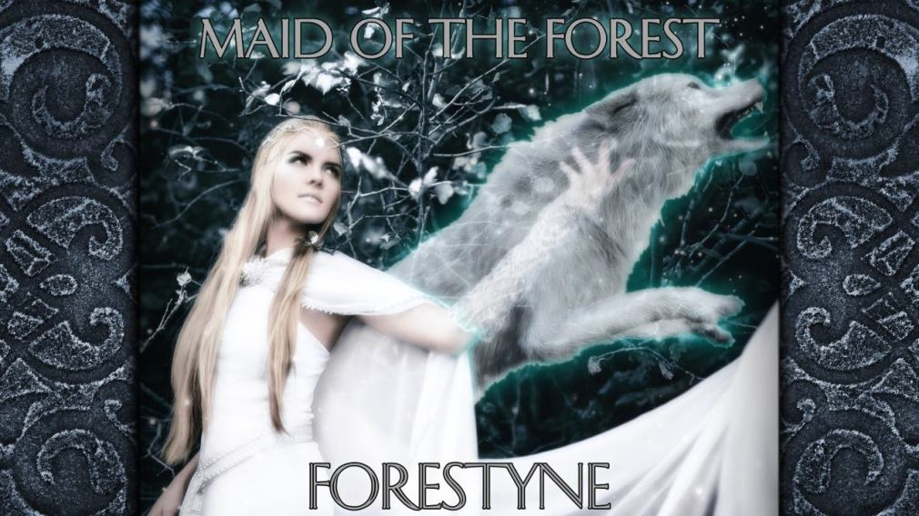 Katy Walters author free book novel. Maid of the Forest, fantasy, arthur, mystical.