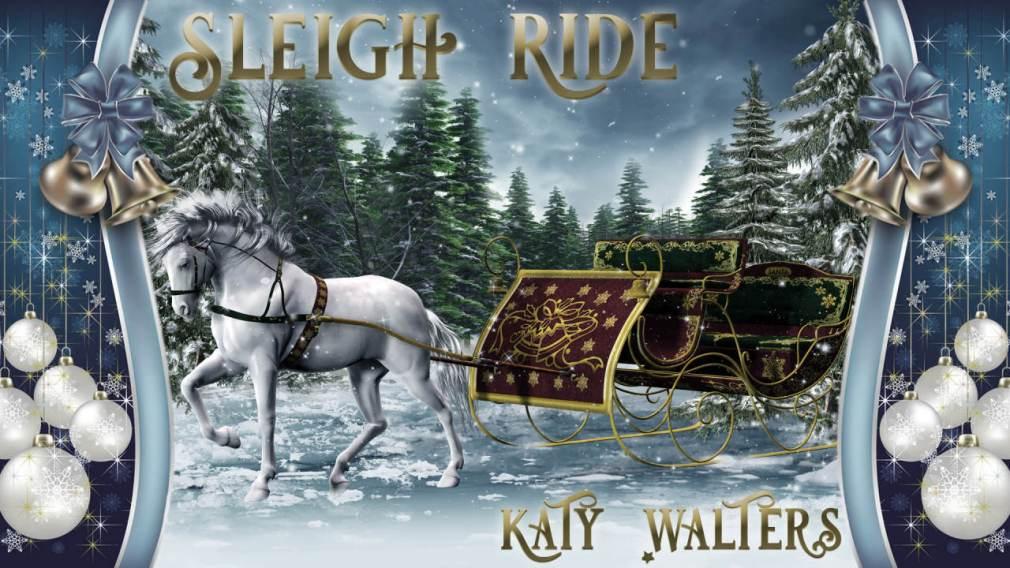 Katy Walters author free book novel. Sleigh Ride, romance, regency.