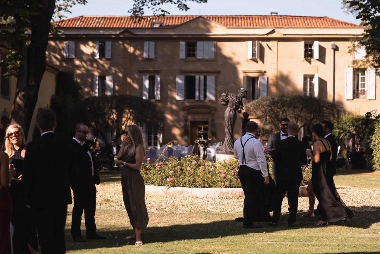 Chateau du Rieutort Wedding 8