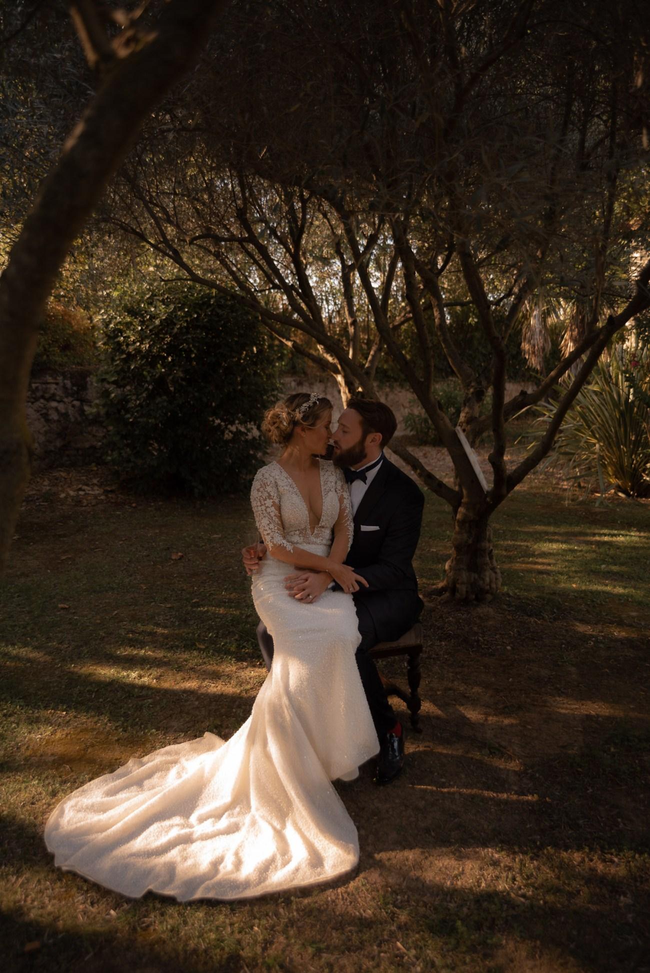 Chateau du Rieutort Wedding 12