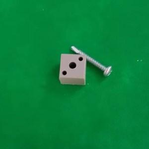 1fach Verbinder Blockverbinder für 20x20x1,5mm