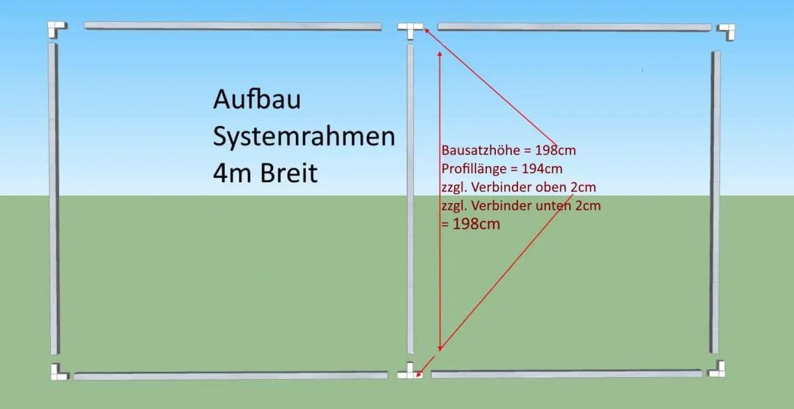 Katzennetz Bausatz System