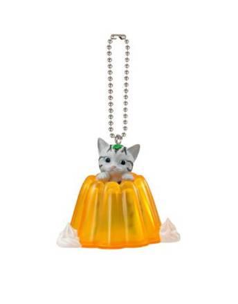 Dessert-Cat-Keychain-Jelly