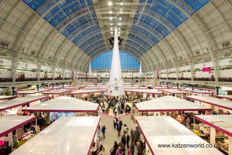 Spirit of Christmas Show Olympia London 2014