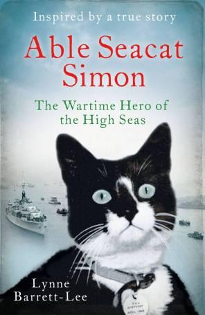 Able Seacat Simon - 300dpi