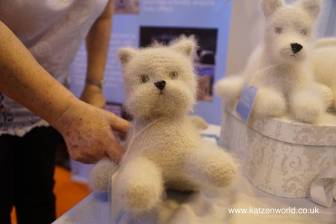 A Persian Plush toy made of Persian cat hair :D