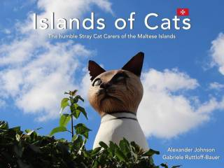 Cover Image - ©2016 Islands of Cats