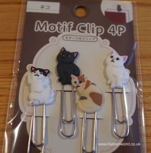 Cat clips