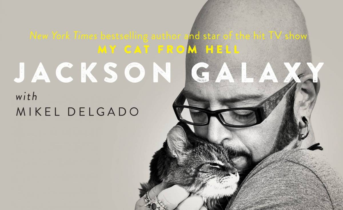 Giveaway: Total Cat Mojo by Jackson Galaxy
