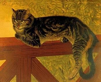 friday art cat 4