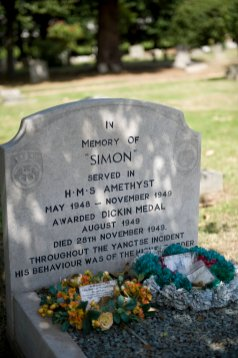 Simon's Grave recent pic