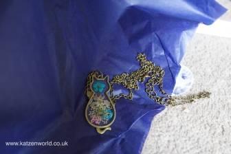 Necklace! Can I borrow it... :D