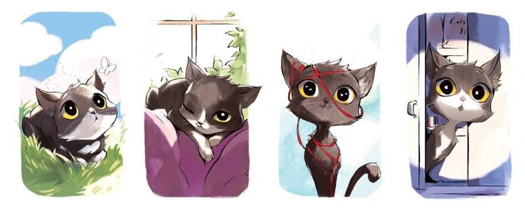 original cats banner