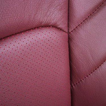 custom leather auto interiors