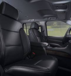 chevy tahoe leather seats [ 1900 x 1268 Pixel ]