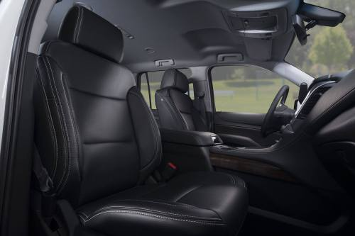 small resolution of chevy tahoe leather seats