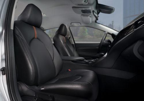 interior all new camry 2016 harga alphard 3.5 q toyota leather seats interiors seat covers katzkin