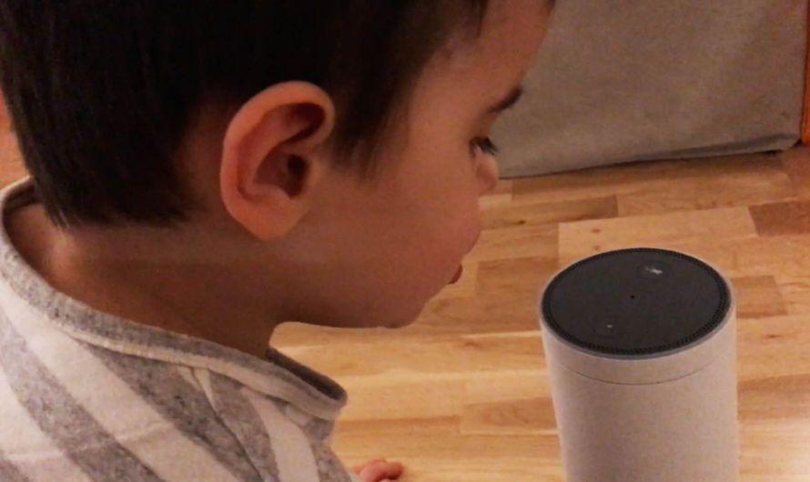 Alexa, Google Home, Künstliche Intelligenz und die Auswirkungen auf unsere Kinder