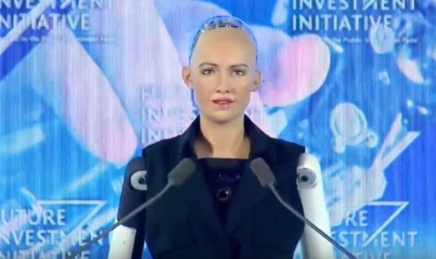 Saudi-Arabien ist das erste Land, das einem Roboter Staatsangehörigkeit gewährt