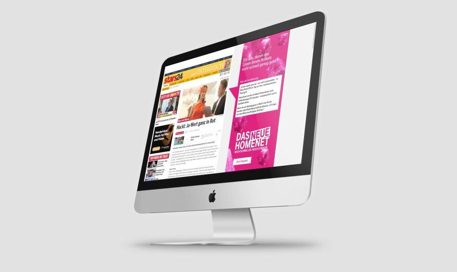 T-Mobile Sitebar von TUNNEL23 nutzt künstliche Intelligenz