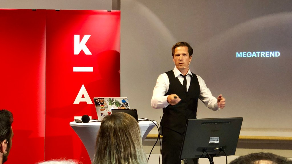 KI Experte Michael Katzlberger - TUNNEL23
