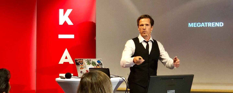 Michael Katzlberger, KI-Experte