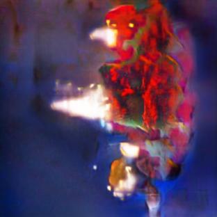 GAN Kunst von Michael Katzlberger, KI Kreativer