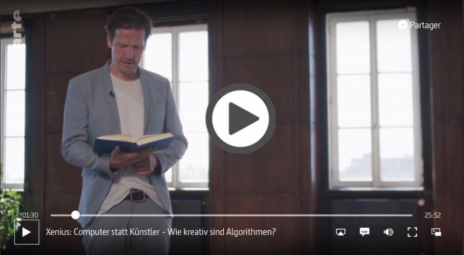 Können Algorithmen kreativ sein? Michael Katzlberger, TUNNEL23