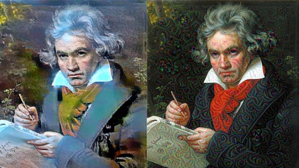 Beethoven - Mondscheinsonate von Künstlicher Intelligenz interpretiert