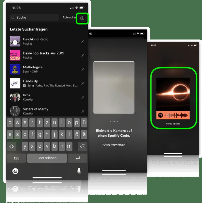 Spotify nutzt KI-Bilderkennung