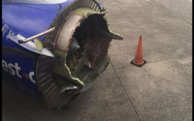 Southwest Flight 1380 – Fan Blade Failures in Turbo Fan Engines