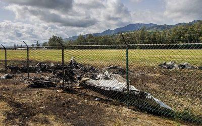 11 Dead in Hawaii Skydiving Plane Crash