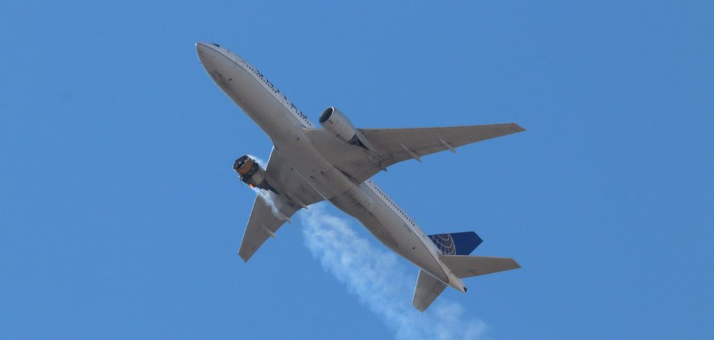 United Flight 328