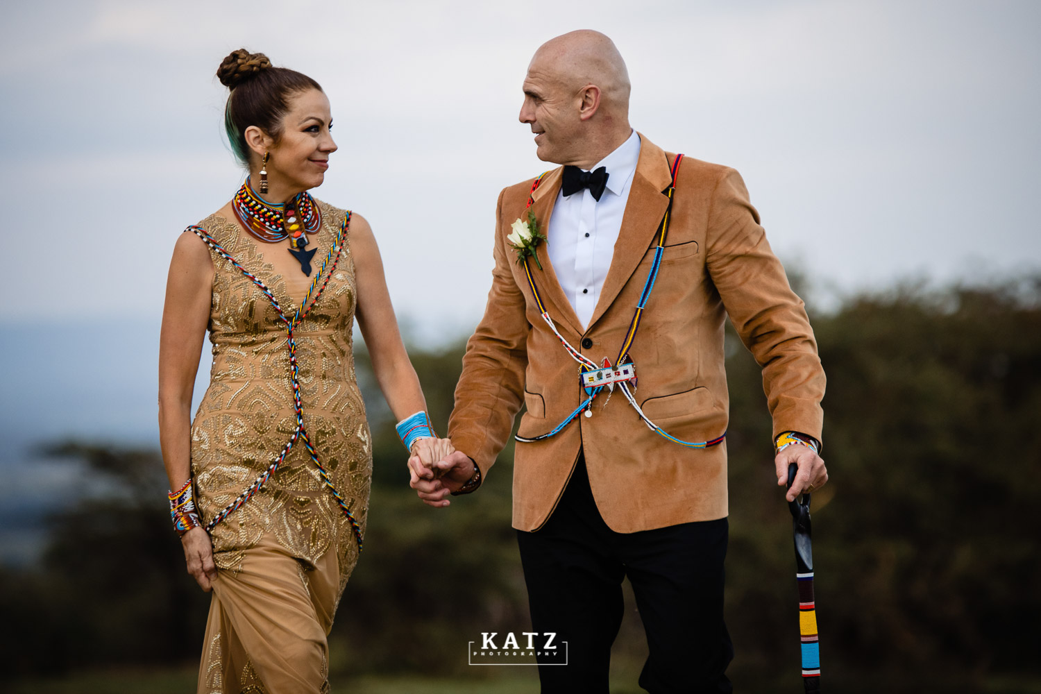 Safari Wedding at Mara Bushtops
