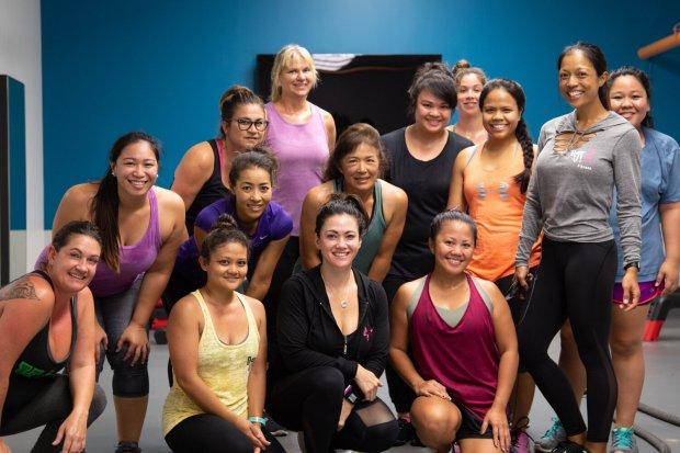 Kauai Athletic Club Group Fitness Classes