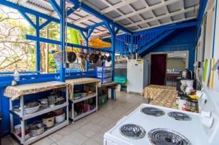 Open Air Kitchen