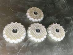 Embedded metal nuts