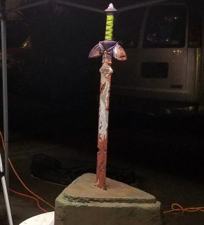 Master Sword of Resurrection