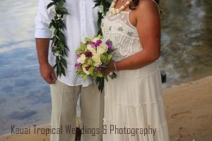 Kauai Wedding Bouquets