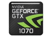 GeForce GTX 1070 Logo