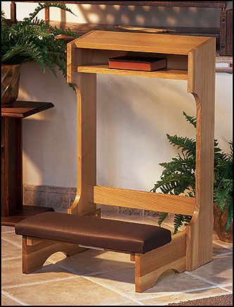 church chairs with kneelers chair covers for without arms & clerical :: furnishings kneeler prie dieu padded kneeler/classic frame