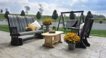outdoor furniture - seating cypress
