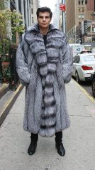 Step into a Sumptuous Fox Fur this Fall