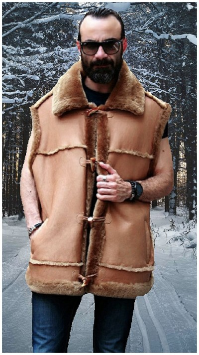 Men's Fox furs